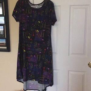 Llr large Pooh Carly dress